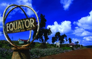 12 Equator