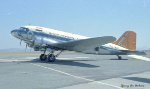 15 South African Airways Douglas DC-3